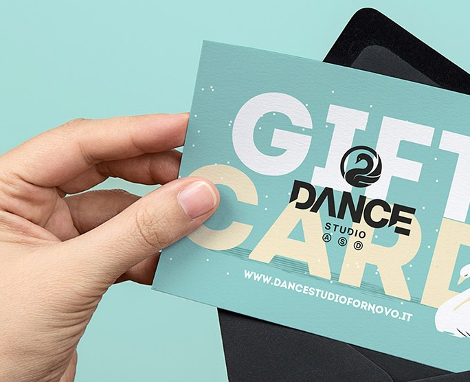 GIFT CARD: UN'IDEA ORIGINALE PER I REGALI DI NATALE!