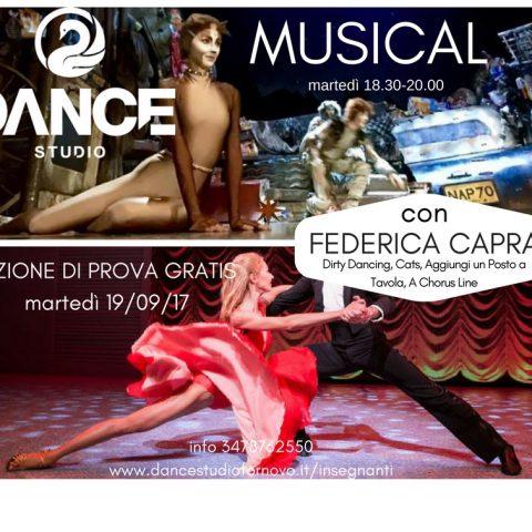 Musical con Federica Capra