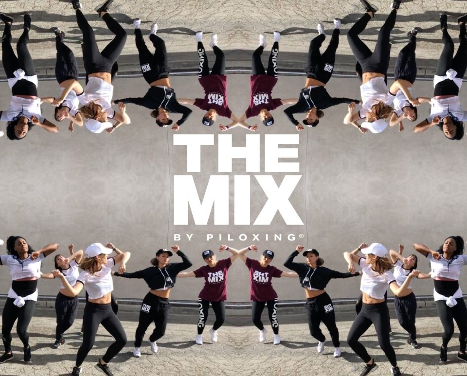THE MIX by PILOXING in anteprima al DANCE STUDIO